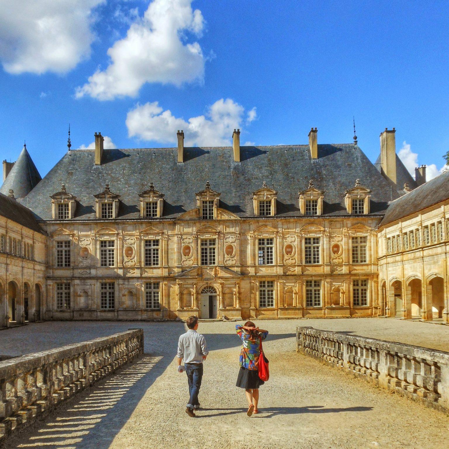 châteaaux en Bourgogne