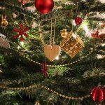 Sapin de Noël Levernois